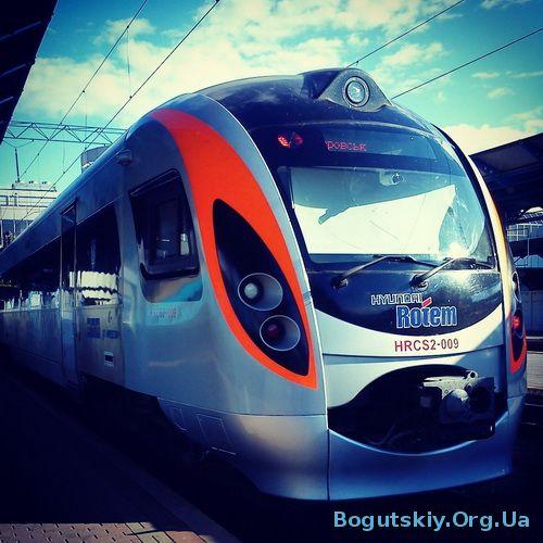 поезда hyundai