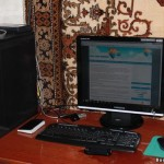 Мое рабочее место 2012
