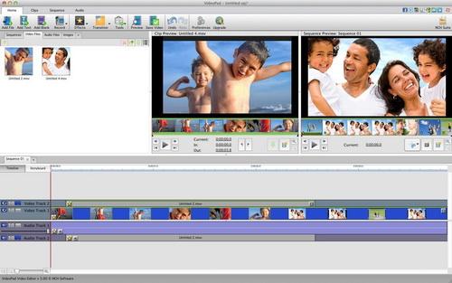 Хорошая программа для видеомонтажа