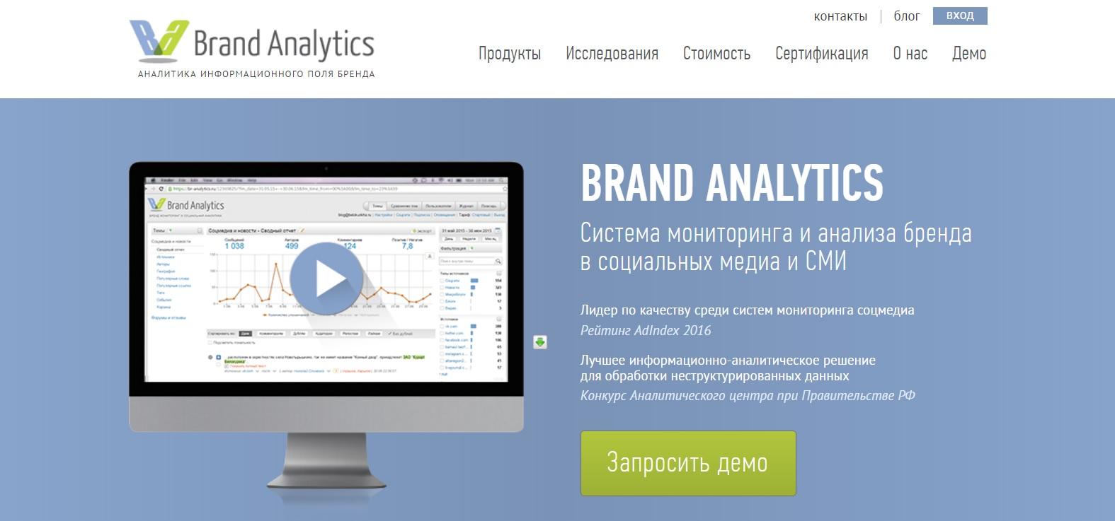 бренд аналитикс